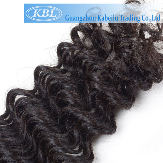 Human Hair Extension, Brazilian Curly Hair pictures & photos