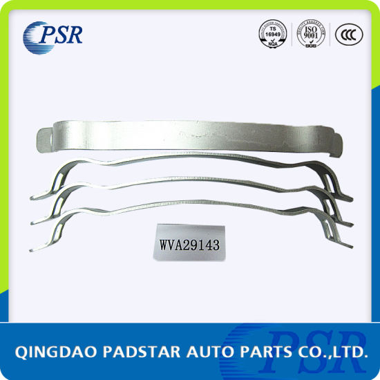 China Manufacturer Auto Parts Brake Pad Repair Kits for Mercedes-Benz pictures & photos