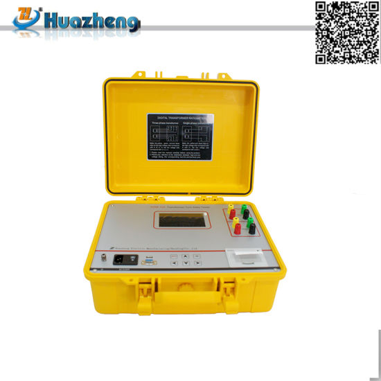 Buy From China Online Hzbb Automatic Transformer Turns Ratio Tester pictures & photos