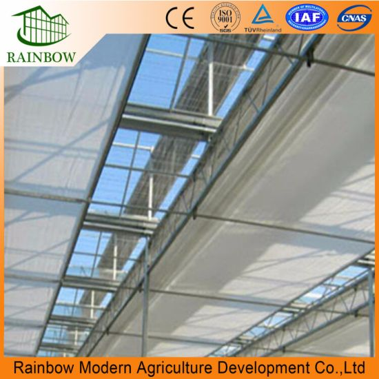 Strong Structure Ventilation System for Greenhouse