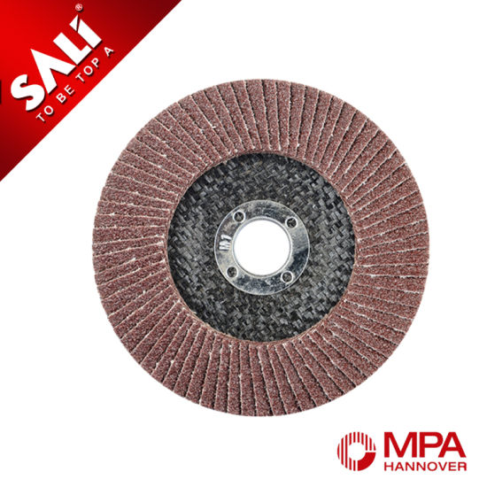 China Aluminum Oxide Flap Disc Polishing Wheel for Metal Carbon