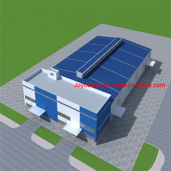 Good Quality Steel Structure Plant/Hangar/Workshop with Design