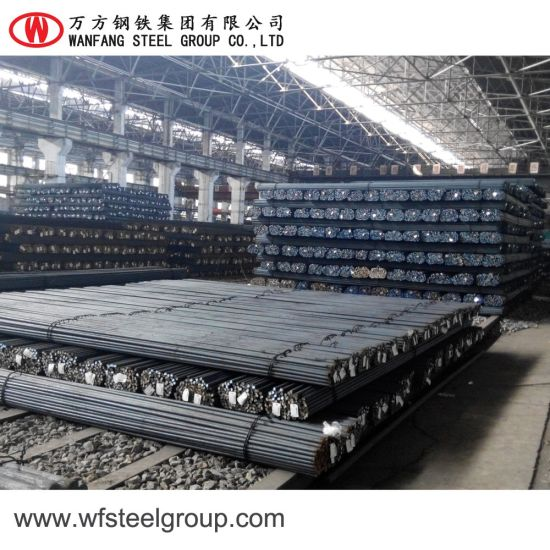 Alloy Structural Steel Round