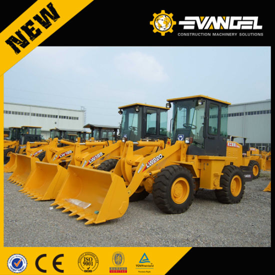 Cheap Price 1.8ton Mini Wheel Loader Lw188 pictures & photos