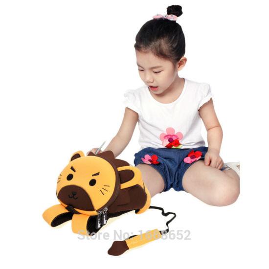 Lion Children Kindergarten School Bags Neoprene Schoolbag Waterproof Casual Kids Satchel Backpack Mochila Escolar-45
