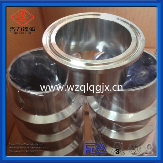 3A 304/316L Sanitary Connector Stainless Steel Ferrule pictures & photos