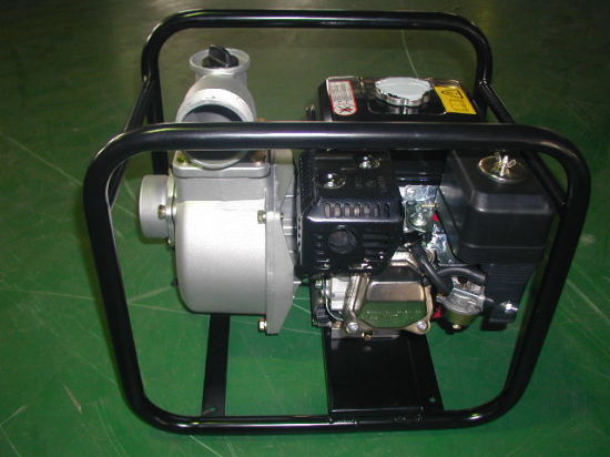 2inch 3inch (5.5HP 6.5HP) Small Gasoline/Petrol Engine Clean Water Pump High Pressure pictures & photos