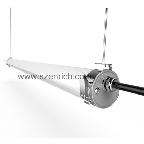 IP69K LED Tri-Proof Light for Car Wash/Parking Lot/Workshop