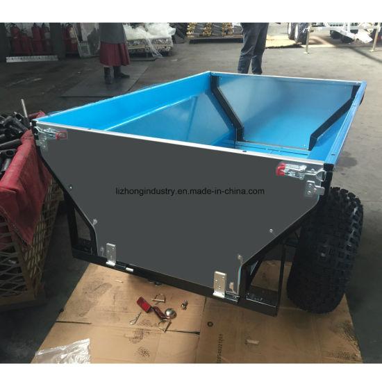 China Wholesale Atv Trailer Atv Tow Behind Trailer Atv Dump