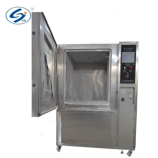 ISO Ingress Protection Test Equipment Sand and Dust Test Chamber