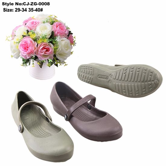 Women Sandals Casual Shoes Comfortable Sheos EVA Shoes pictures & photos