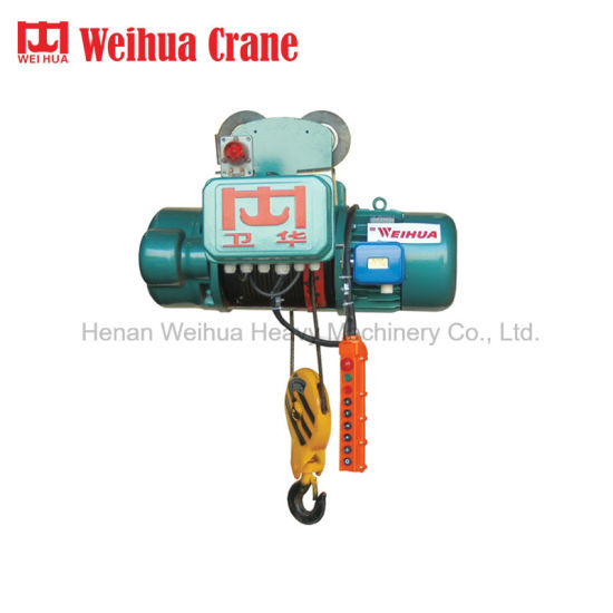 CD1/MD1 Type Single Double Speed Electric Wire Rope Hoist