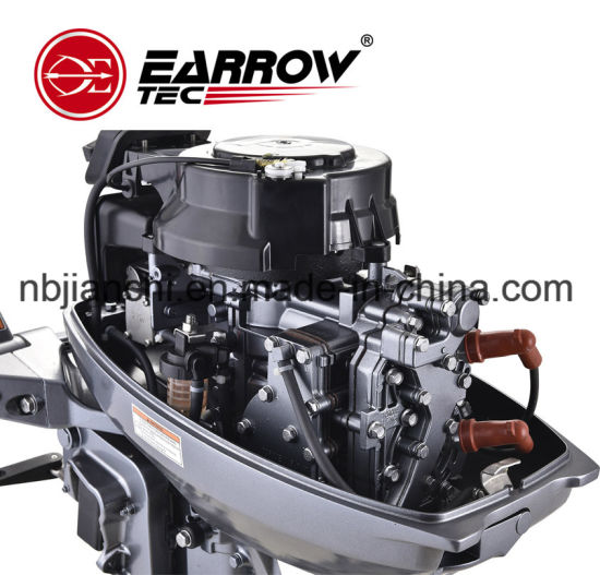Best Sales Earrow 15 HP Outboard Motor Enduro Type More Powerful Stable with High Quality Parts From Japan and Taiwan pictures & photos