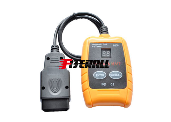 Auto Scanner and Car SRS Fault Code Scan Tool and Airbag Reseter for BMW