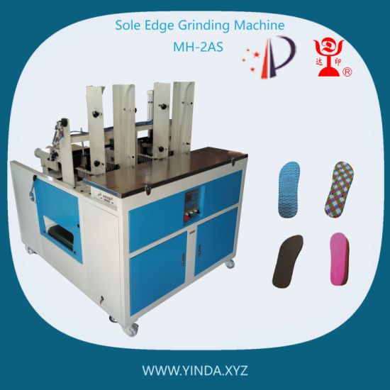 Automatic Shoe Making Machine for Slippers/Flip Flops/Footwears (MH-2AS)