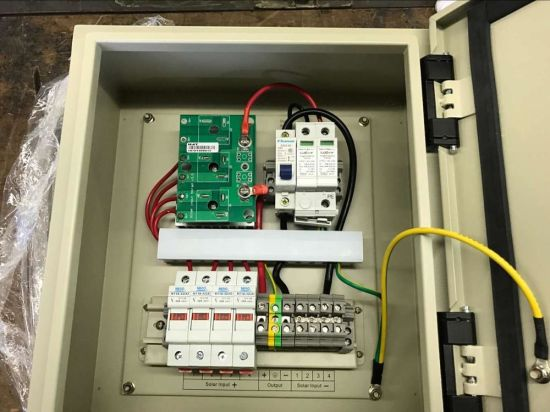 Marvelous China Pv Junction Box H4T Pv Combiner Box For Solar System China Wiring Digital Resources Hetepmognl