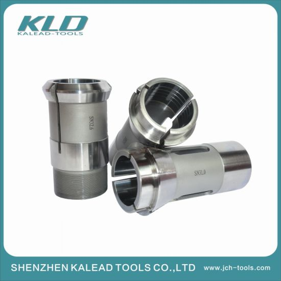 High Quality Tungsten Carbide Collet Chuck Guide Bush Turning Machine Tools for CNC Lathe Milling Machine Tools