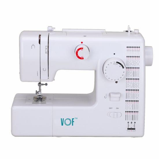 Vof Fhsm-705 Multi-Purpose Single Needle Household Jeans Overlock Household Maquinas De Coser Sewing Machine