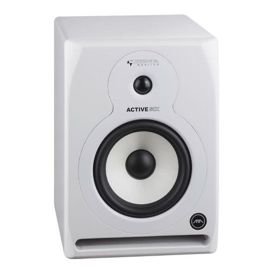 6.5 Inch Professional 2 Way Active Studio Monitor Speaker Ara6 Wih Amplifier