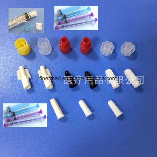 Medical Stopper Cap for Prefilled Syringe Tip