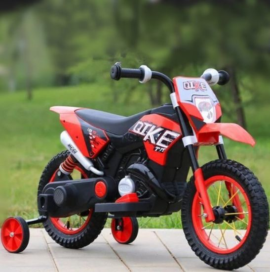 Kids Electric 6V Motorbike Scrambler Dirt Bike Motorbike Ride on Motocross pictures & photos