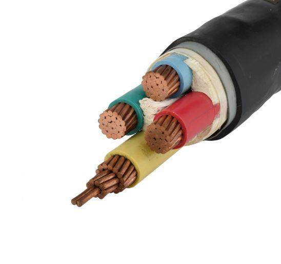 Electric Cable Copper Conductor PVC or XLPE Insulated and Sheathed Power Cable