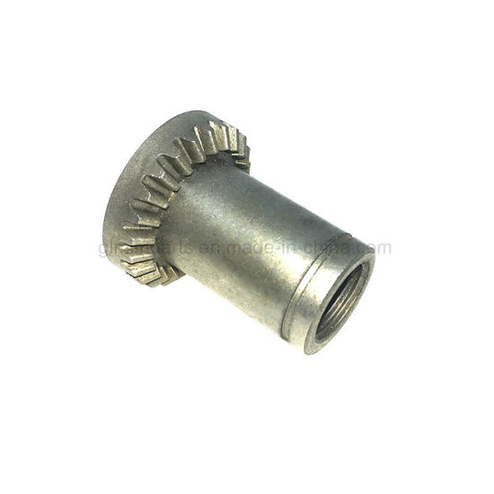 High Precision Custom Machining Iron Parts OEM Metal Fabrication Turning Gear Factory pictures & photos