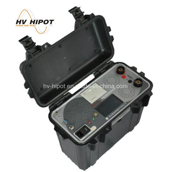Digital Contact Resistance Test Microohm Measurement Instrument (Microhmmeter)
