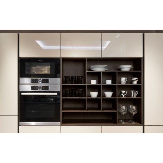 Low Budget Kitchen Cabinets: China Modern Style Full Set Furniture Pantry Cupboards