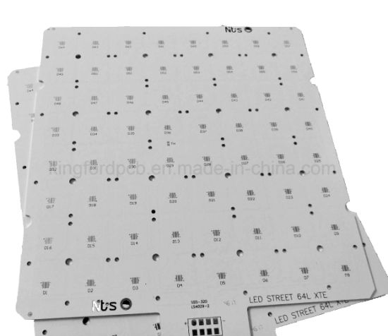 MCPCB Aluminum Base PCB for LED Street Lighting pictures & photos