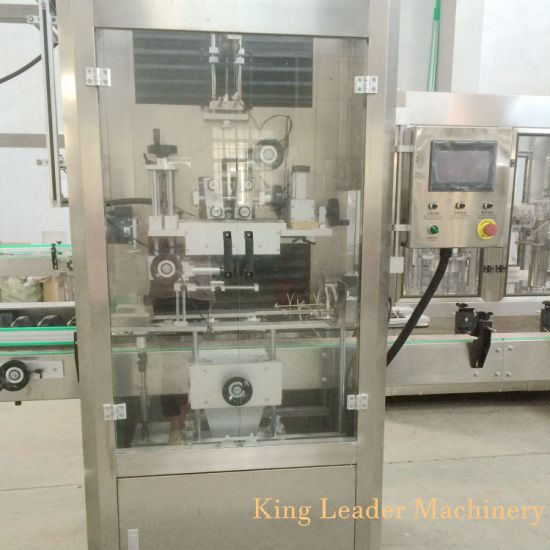 Auto Packaging and Labeling Machine for Plastic Bottle