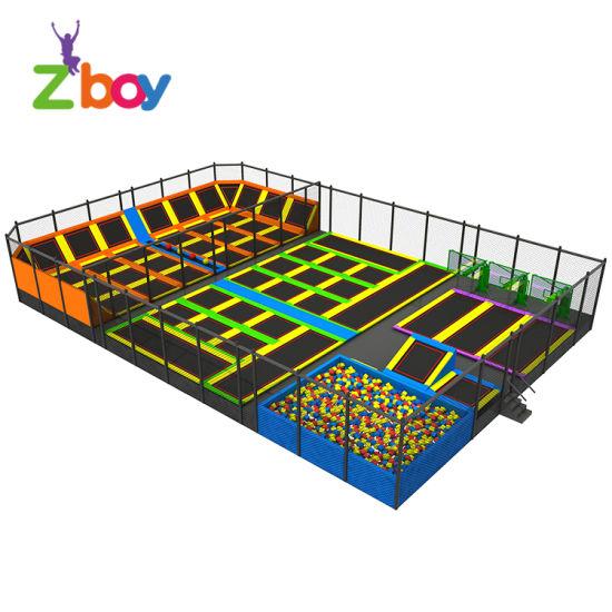 Favorite Sport New Indoor Trampoline