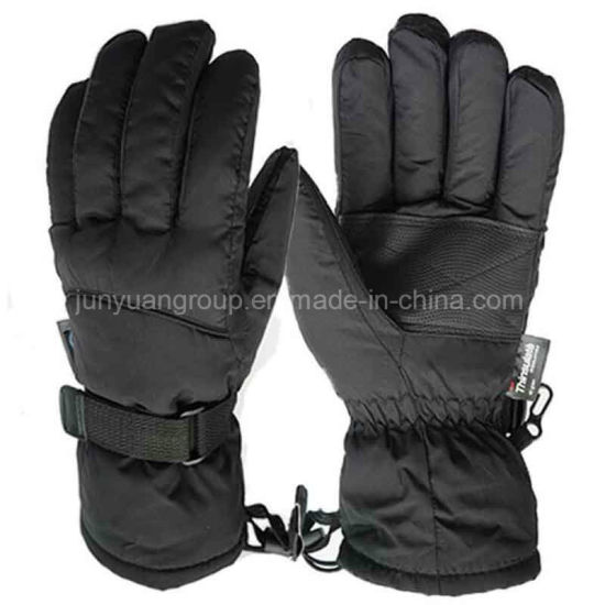 Hot Sale Unisex Outdoor Water-Resistant Winter Thinsulate Ski Cycling Gloves