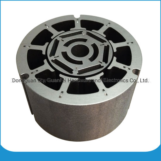 Stator Core Material From Japan for Brushless Motor Stator Core Stamping