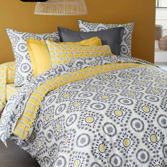Luxury Printed Microfiber Polyester Quilts Duvets Comforters