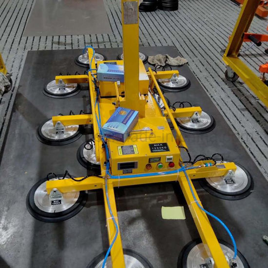 Customized Glass Suction Cup Lifter for Handling Glass Wall