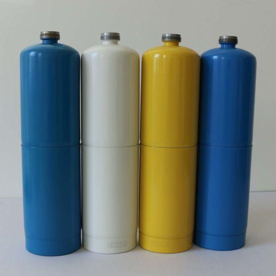 1L CE Approval En12205 Standard Empty Candela Laser Cryogen Gas Cylinder