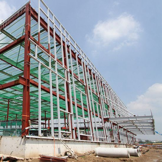 Steel Construction Light Steel Frame Structue From Wiskind
