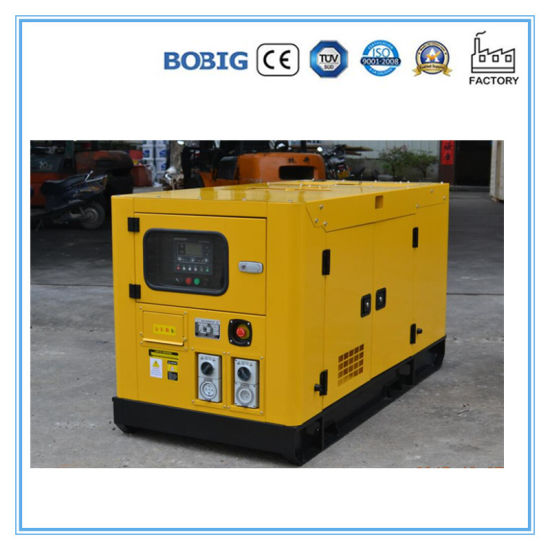 20kVA 30kVA 100kVA 150kVA Soundproof Open Electric Power Diesel Generator Set