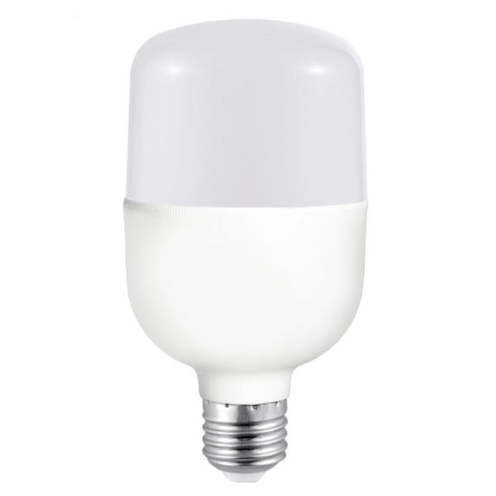 Zhongshan Factory 5W 9W 13W 18W 28W Full Wattage LED T Bulb Light with E27/B22 Base