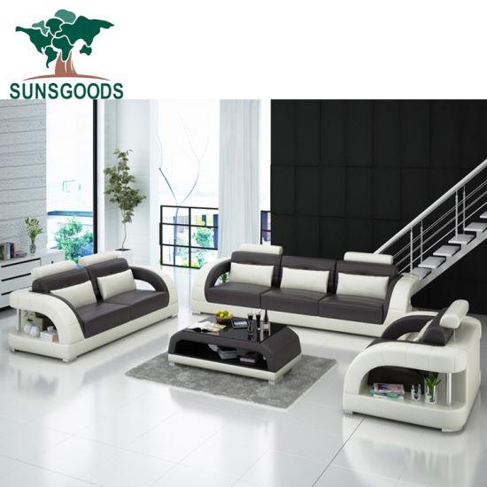 China Modern Corner Sofa L Shape