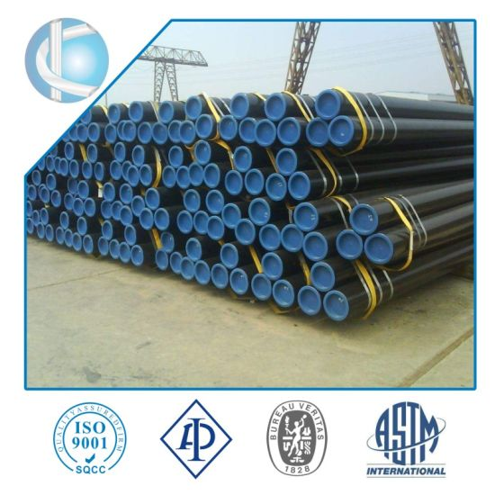 "API 5L Rg. B 4"" Seamless Carbon Steel Pipe"