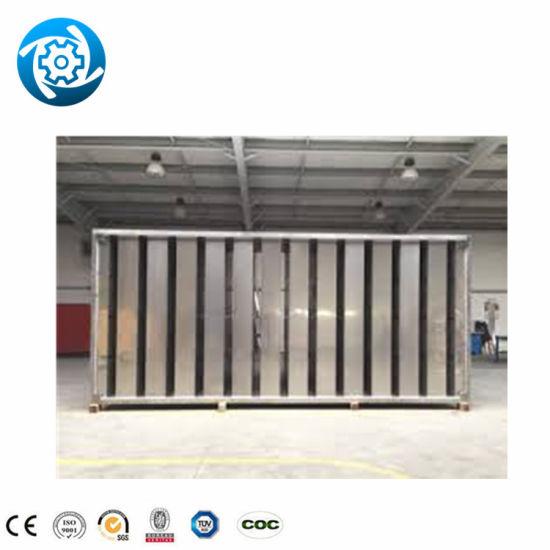 Maldives Male 1500*900*600 Aluminum Foil HVAC Duct Mouted Sound Attenuator for Generator