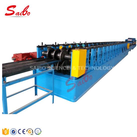 W Beam Guard Rail Roll Forming Machine with Gear Box