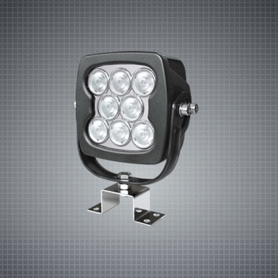 80W CREE Auto Car Offroad LED Work Light for Truck Tractor Boat Spot Beam 12V 48V