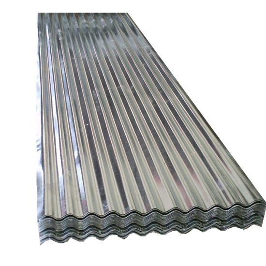 China Manufacturer 0.14-0.8mm SGCC Galvanized Steel Roofing Sheet