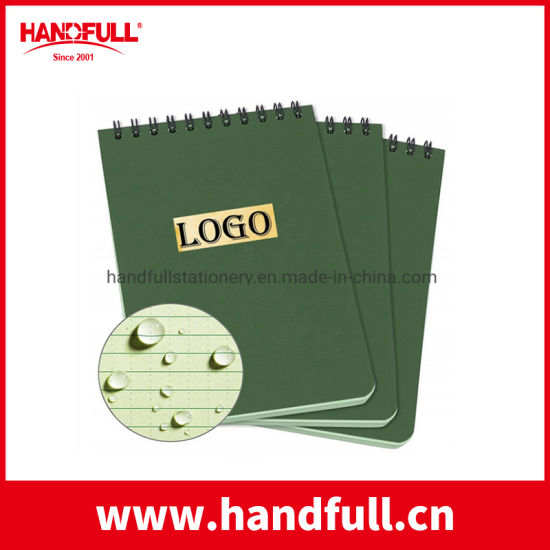 Hardcover Promotional Wholesale A5 Office and School Stationery Supplies Spiral Notebook