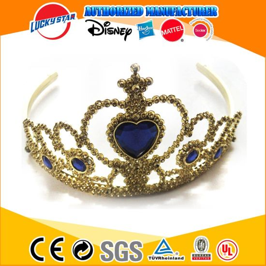 Plastic Assembled Headband Princess Tiara Toy for Girl Promotion pictures & photos