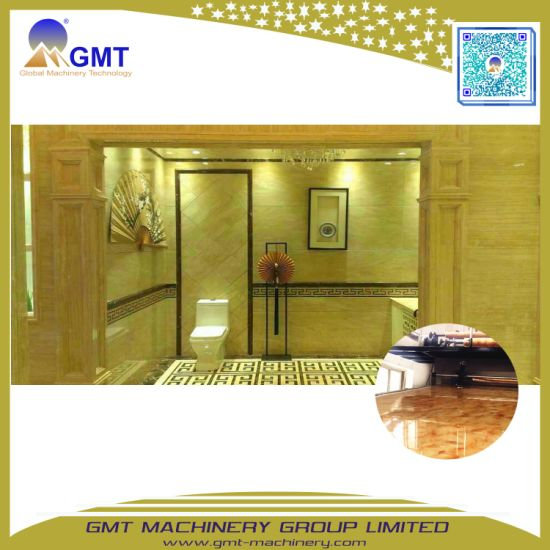 China Decorative PVC Artificial Faux Marble Sheet Wall-Board Plastic ...