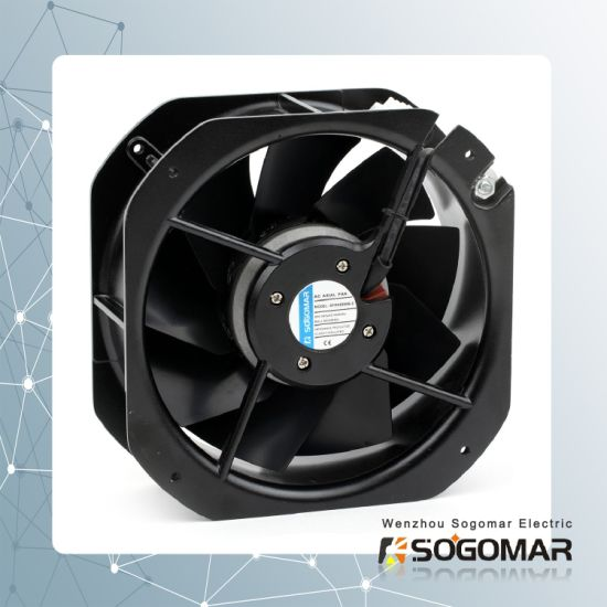 Ventilation Fan 225X225mm with Large Air Flow and Low Noise
